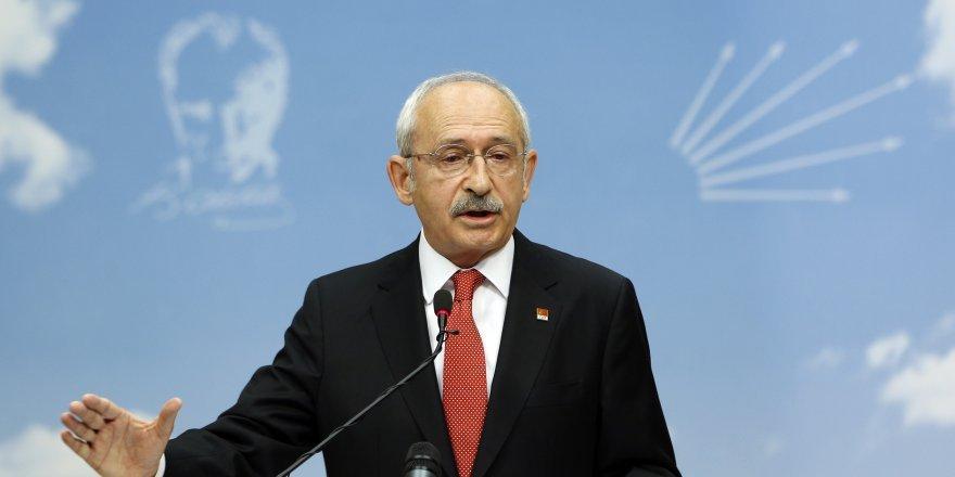 Kemal Kılıçdaroğlu'ndan AKP-ABD anlaşmasına ilk açıklama!
