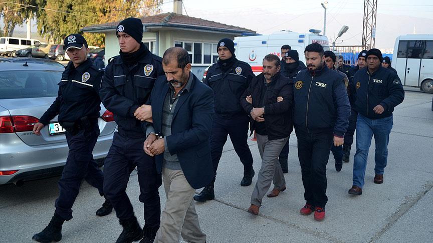PKK/KCK operasyonunda 21 gözaltı