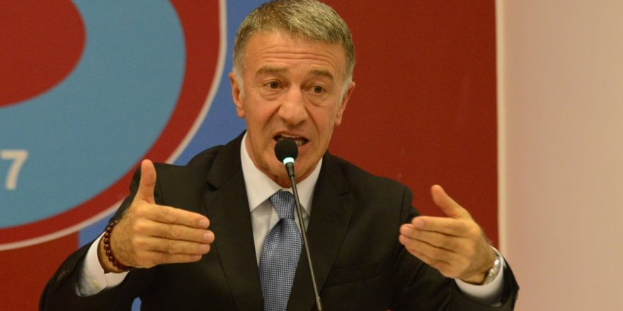 Ahmet Ağaoğlu'ndan UEFA açıklaması
