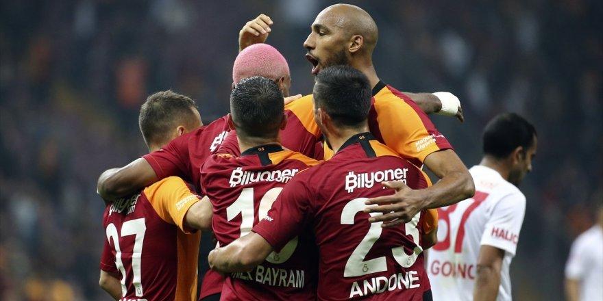 Son gülen Galatasaray oldu!