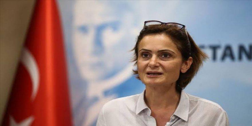 Canan Kaftancıoğlu'ndan Barış Pınarı açıklaması