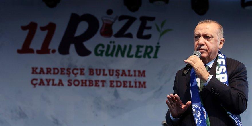 """Erdoğan: """"Sigara haramdır, Diyanet İşleri Başkanımız da söyledi"""""""