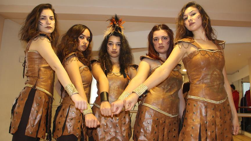 """Sinop """"Amazon kadınlar"""" ile tanıtılacak"""