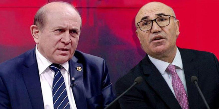 """CHP'li Tanal'dan AKP'li Kuzu'ya: """"Kuyruk acın nedir?"""""""