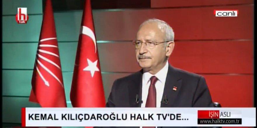 """Kılıçdaroğlu: """"Tank Palet'i yabancıya peşkeş çekmek..."""""""