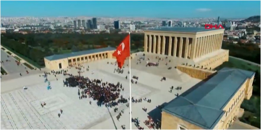 MSB'den 'Atatürk' paylaşımı