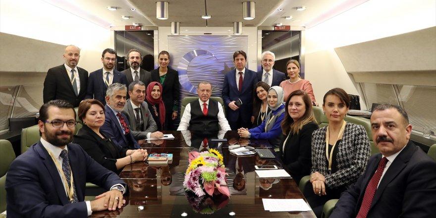 """Tayyip Erdoğan: """"Barış Pınarı devam edecek"""""""