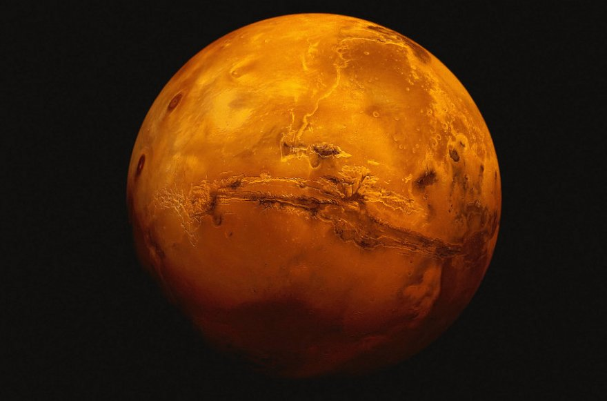 NASA, Mars'a astronot gönderecek!
