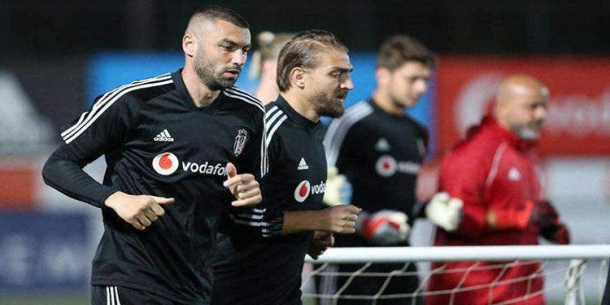 Beşiktaş'tan Burak Yılmaz, Caner Erkin ve Gökhan Gönül'e şartlı teklif