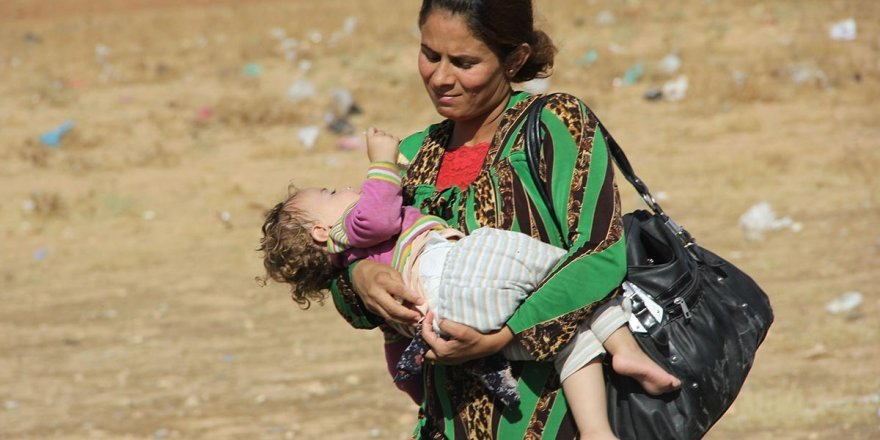 Doğurganlık seviyesi Türklerde azaldı Suriyelilerde arttı
