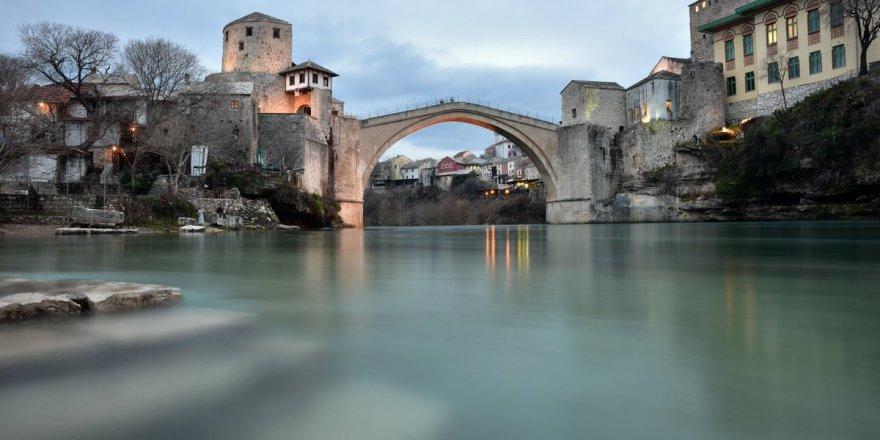 Mostar Köprüsü'nün yıkılışının 26. yılı