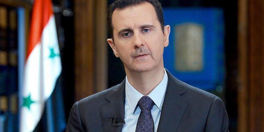 """Esad: """"Sığınmacı istemeyip terörü destekliyorlar!"""""""