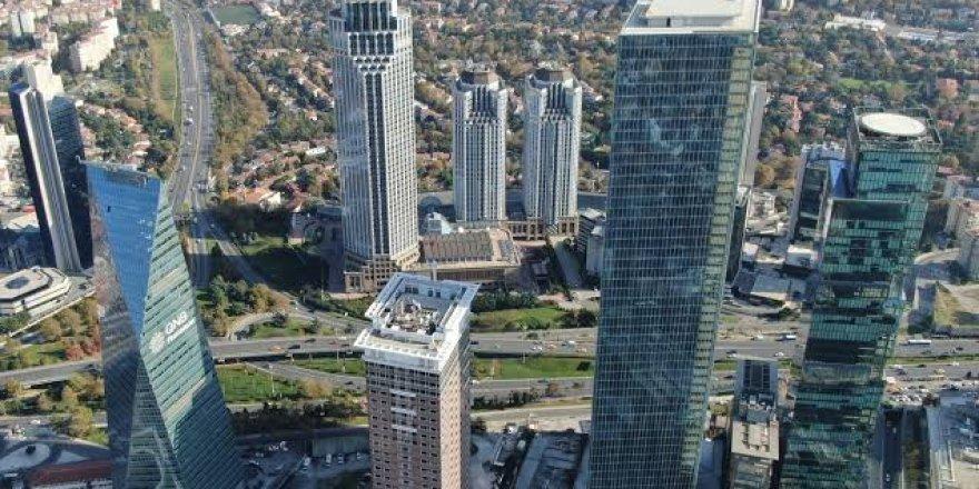 İstanbul'un en yüksek binalarından biri Çinlilere satıldı