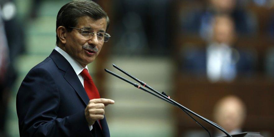 Davutoğlu parti binasını CHP'li belediye sınırlarında seçecek