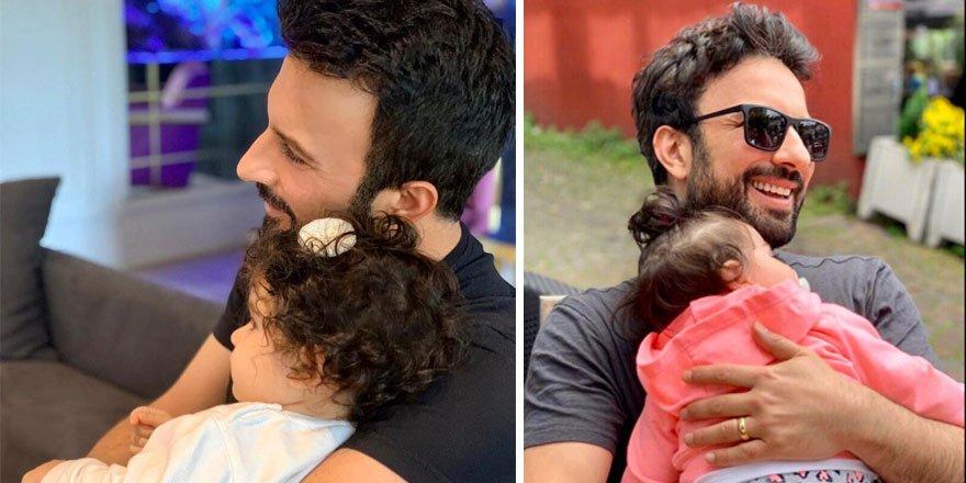 Liya da babası Tarkan Tevetoğlu'na çekmiş