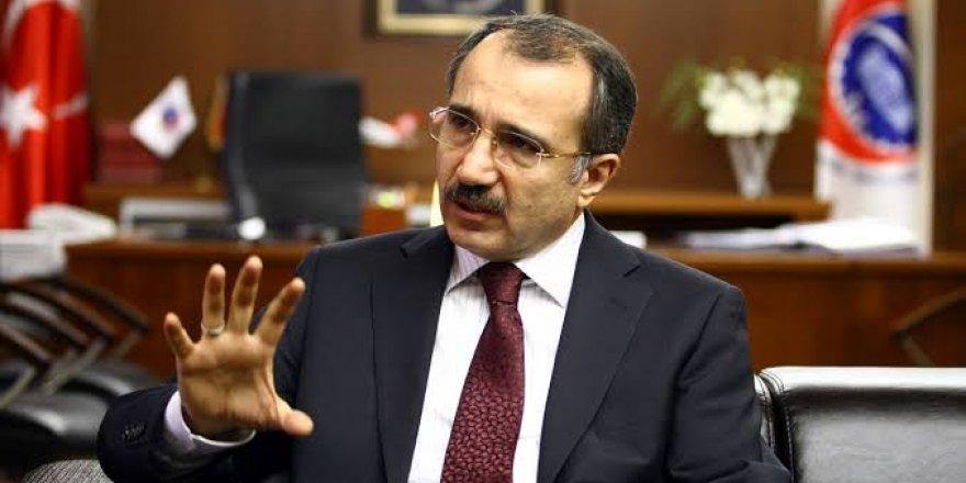 AKP'li eski bakandan Erdoğan'a flaş çağrı