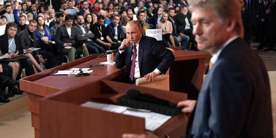 Rusya'dan kritik açıklama!