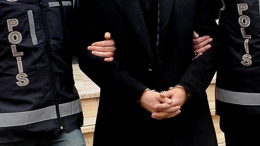 keşif yapan PKK'lı terörist tutuklandı