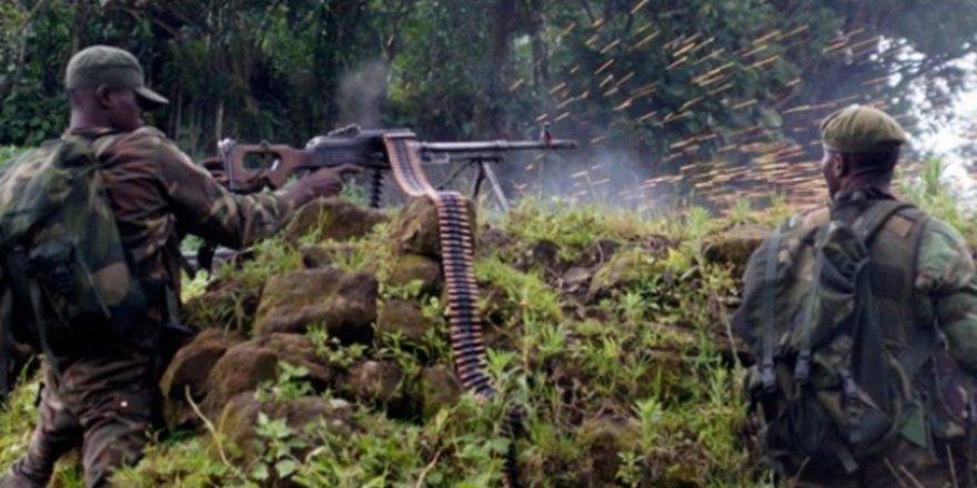 Kongo Demokratik Cumhuriyeti'nde ayrılıkçılar 14 sivili öldürdü