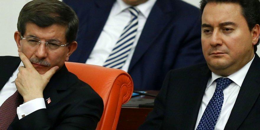 Saadet Partisi'nden Ahmet Davutoğlu ve Ali Babacan çıkışı