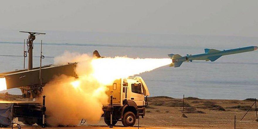 Suriye'den İsrail'e roketler fırlatıldı