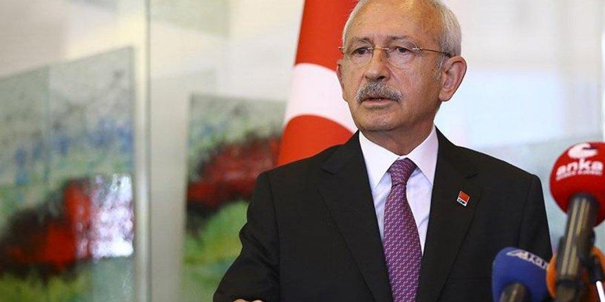 """Kemal Kılıçdaroğlu: """"Katarlılara peşkeş çekildi"""""""