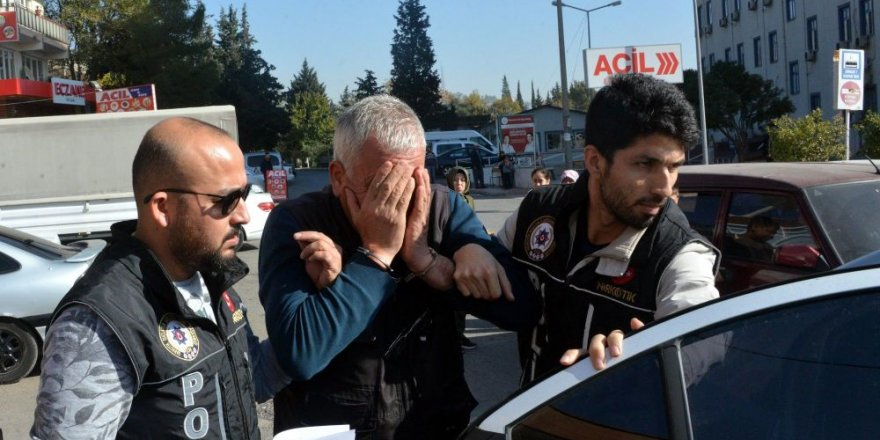 Uyuşturucu satarken yakalanan 'Pepe Ali' tutuklandı