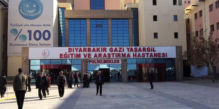 """Diyarbakır'da hastanede fuhuş iddiası: """"Müdür yardımcısı açıkta"""""""