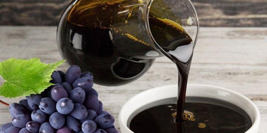 Üzüm pekmezinin faydaları nelerdir?