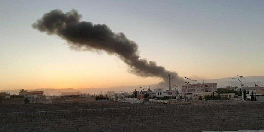 Afganistan'da ABD'ye ait askeri helikopter düştü