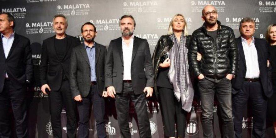 9'uncu Malatya Uluslararası Film Festivali sona erdi