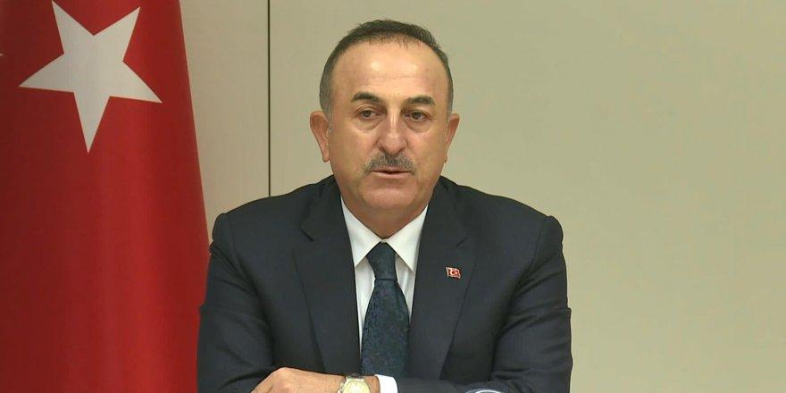 """Çavuşoğlu: """"Görüş ayrılığımız devam ediyor"""""""