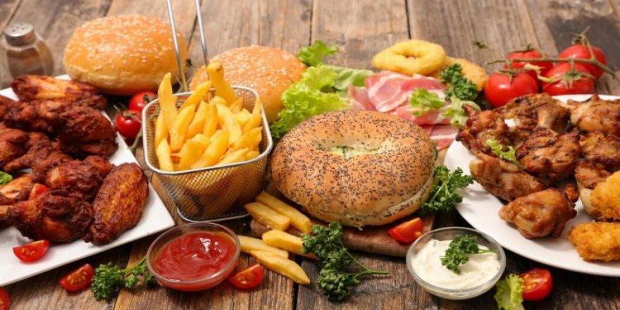 Fast-food beslenme diş çürümesine sebep oluyor!