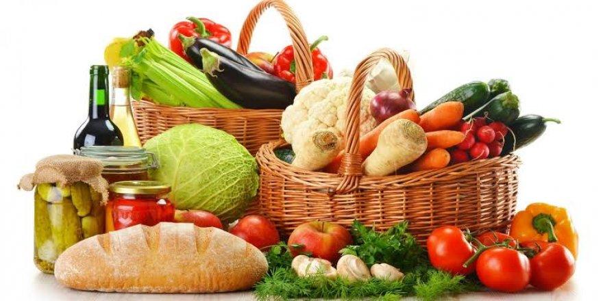 Doğru besinleri doğru miktarda tüketin!