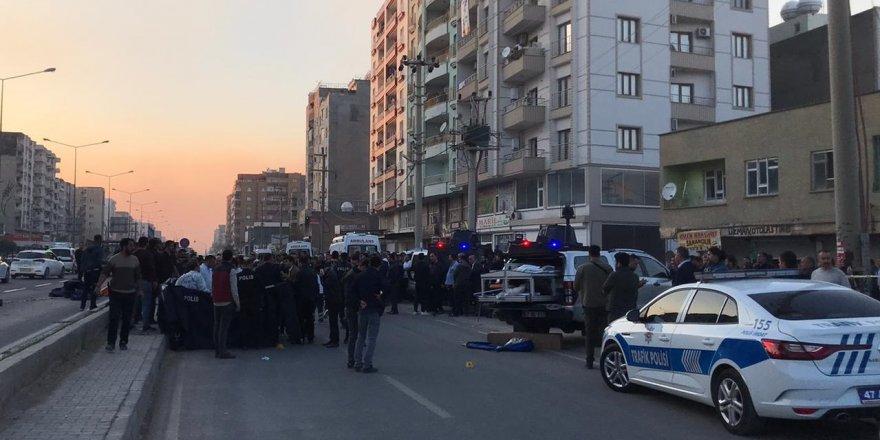 Mardin'deki kavgada silahlar konuştu: 2 ölü