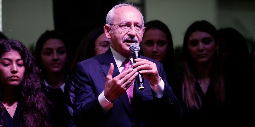 """Can Ataklı: """"Kılıçdaroğlu, eski ANAP'lı milletvekili ve yöneticilerle otelde görüştü"""""""