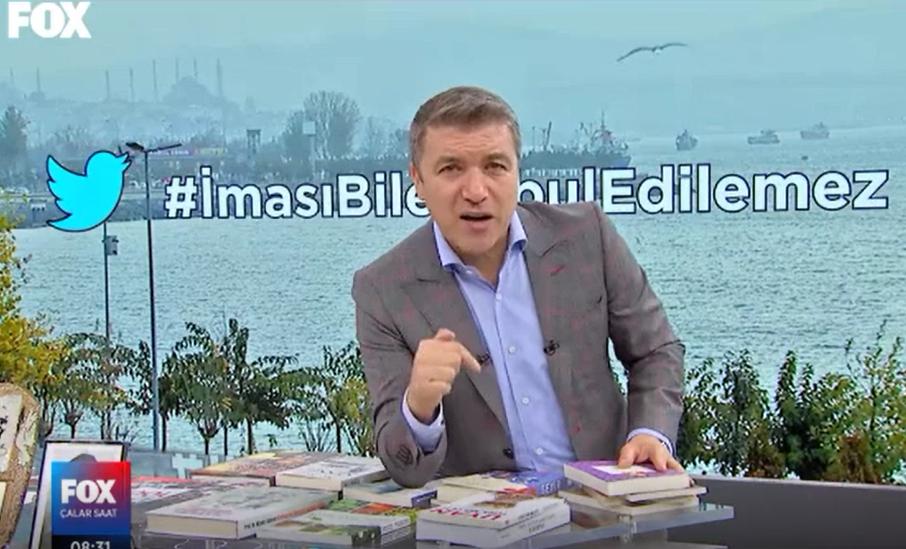 """İsmail Küçükkaya: """"Lütfü Türkkan özel işleri için Erdoğan'la Saray'da görüştü!"""""""