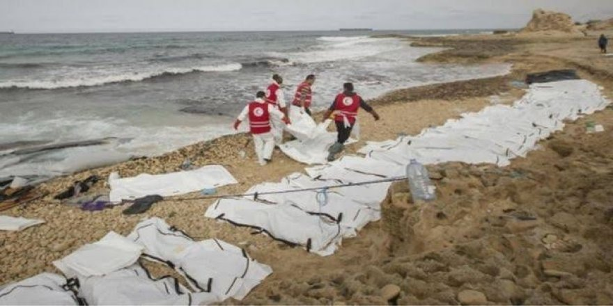 Libya kıyılarında 6 göçmen cesedi bulundu