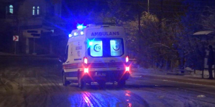 Erciyes'teki tipide mahsur kalan 6 kişi kurtarıldı