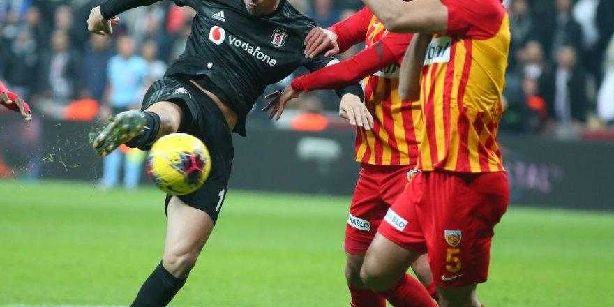 Beşiktaş - İstikbal Mobilya Kayserispor 4-1 (Maç özeti)