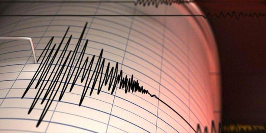 Filipinler'de 6.9 büyüklüğünde deprem