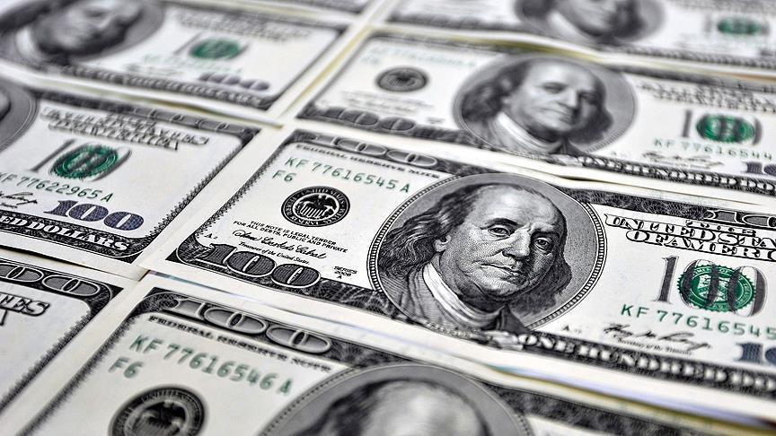 Dolar/TL 3,68'in altına geriledi