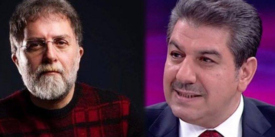 """Ahmet Hakan'dan Tevfik Göksu'ya: """"Saygılı olacaksın"""""""