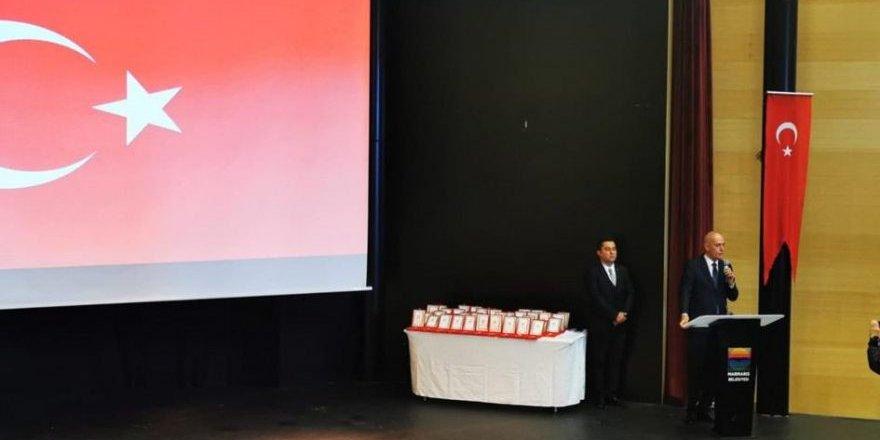 Kıbrıs töreninde Atatürk'e büyük saygısızlık!