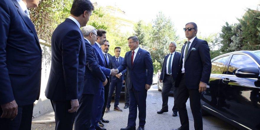 Ahmet Davutoğlu cephesinden Erdoğan'a sert sözler!