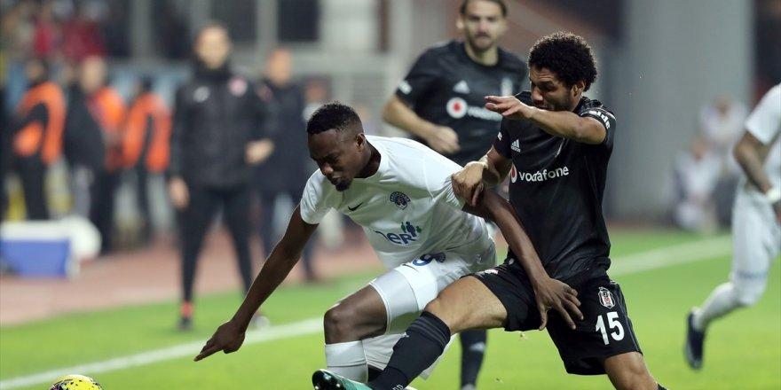 Beşiktaş Kasımpaşa karşısında son anda kazandı!