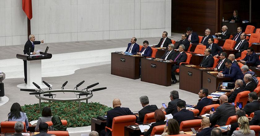 """Kılıçdaroğlu: """"Erdoğan'ın avukatlarının mal varlıklarını araştırın"""""""