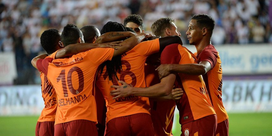 Galatasaray'ın PSG maçı kadrosu belli oldu!