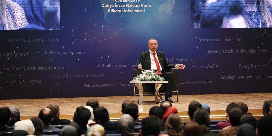 """Erdoğan: """"Bana Nobel verilirse almam"""""""