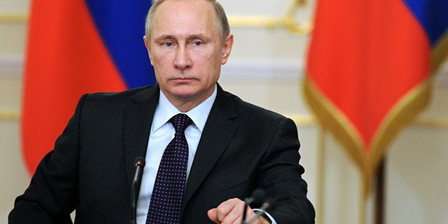 """Putin: """"Yaşam boyu çekeceğim şahsi acımdır"""""""